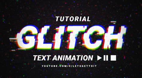 logo glitch tutorial free photoshop tutorials