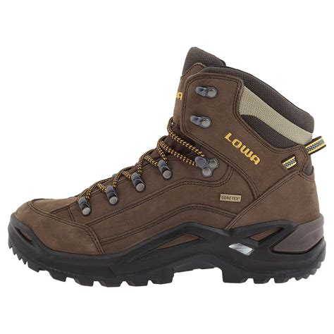 wide mens hiking boots lowa s renegade gtx mid wide hiking boots sports