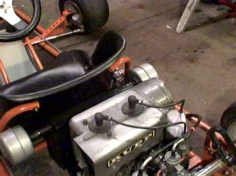 custom  kart    snowmobile motor youtube