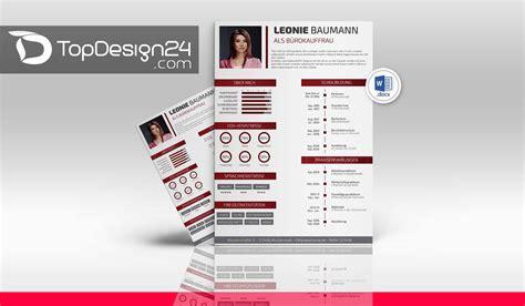 Bewerbung Design Muster Bewerbung Muster Topdesign24