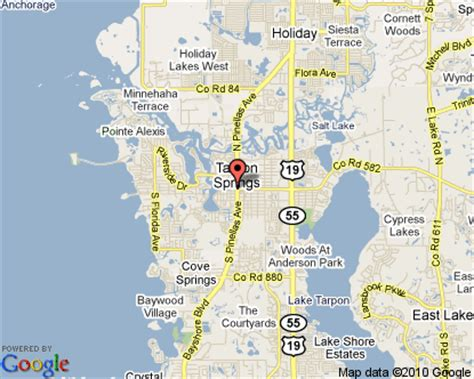 tarpon springs florida | things to do and places to stay