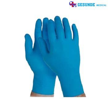 Sarung Tangan Nitrile jual sarung tangan nitrile gloves bebas toko