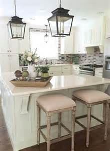 Decorating A Kitchen Island by 25 Best Ideas About Kitchen Island Decor On Pinterest