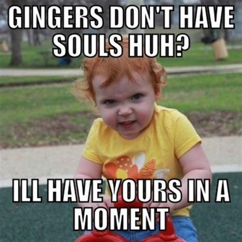 Funny Redhead Meme