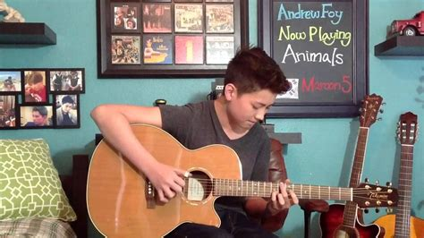 animals maroon 5 fingerstyle guitar cover animals maroon 5 fingerstyle guitar cover