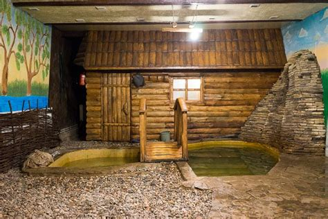 Rustic Wall Murals sweat steam and ritual at a russian banya travel blog