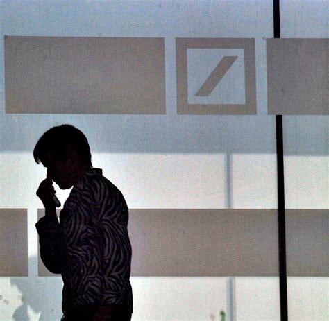 libor deutsche bank libor skandal deutsche bank will 50 mitarbeiter befragen