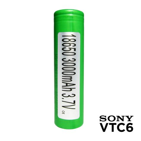 sony vtc6 18650 3000mah mod battery electric tobacconist 174