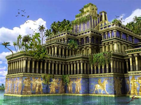 What Are The Hanging Gardens Of Babylon freegamezcity hanging gardens of babylon