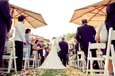 Summer Wedding Ideas Ceremony Heaven Blog | 5 must haves for an outdoor wedding bridalguide