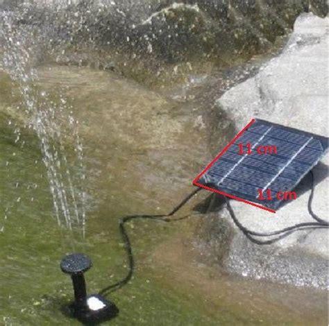 Diskon Jam Tenaga Matahari air mancur kolam ikan tanpa listrik bebas bbm harga jual