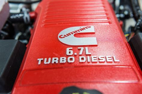 Cummins builds 2 millionth diesel for Ram   Autoblog
