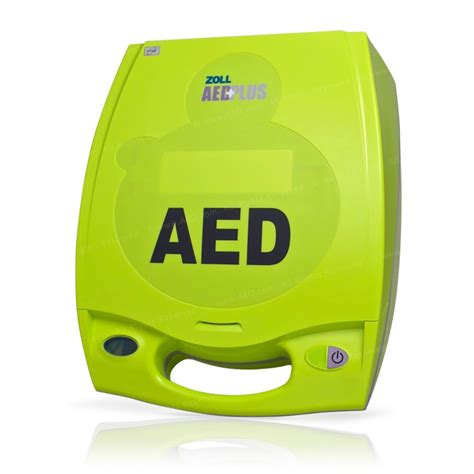 zoll plus fully automatic defibrillator one set of