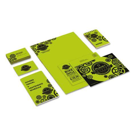 printable card stock paper color cardstock 65lb 8 1 2 x 11 terra green 250 sheets