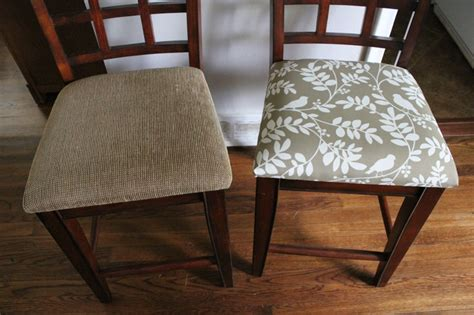 Re Upholstery Of Dining Room Chairs by Re Upholster Dining Chairs Chair Pads Cushions
