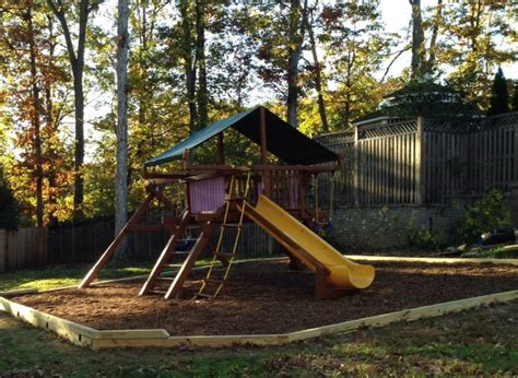 swing borders building playground border images