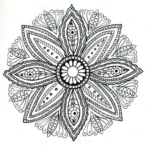 mandala coloring pages zen 1000 images about zen mandala on drawings