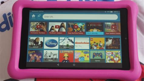 Or Kid Edition Lightning Deal 163 40 Hd Tablets Trusted Reviews