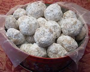 Pecan butter balls and more favorite cookies creative culinary com