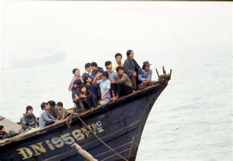 vietnamese boat people can canada duplicate its boat people rescue with syrian