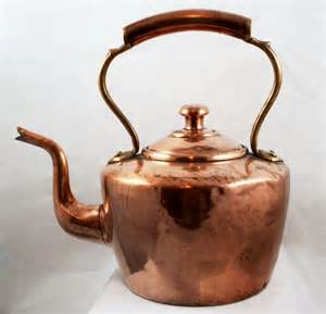 mid 19th century copper tea kettle for sale antiques com classifieds