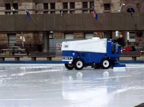 zamboni for backyard ice rink zamboni at the nathan phillips square outdoor ice rink
