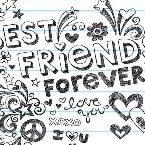 cute drawings of friendship best friend heart drawings hipster best friends forever drawings heart www pixshark com