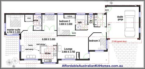 bedroom house plans with walkout basement country
