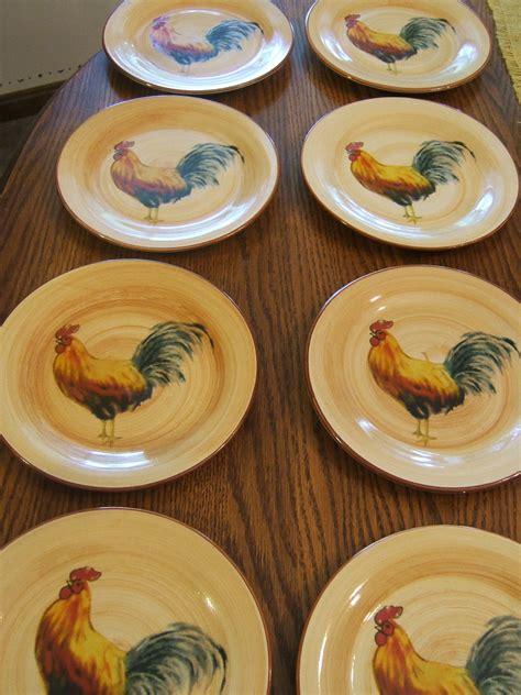 roosters pyrex and park lane tammy loves dishes