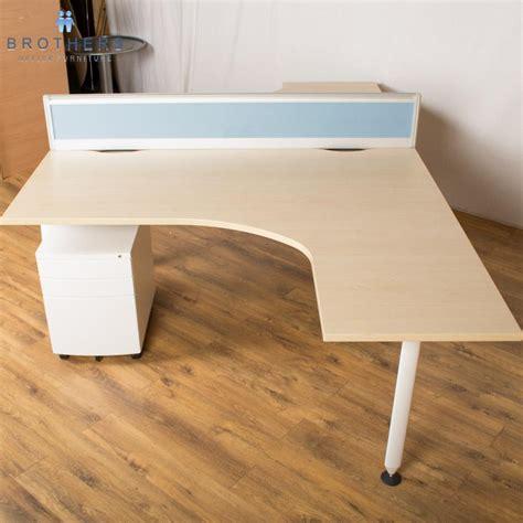 Herman Miller Corner Desk Herman Miller Abak 1800x1600 Corner Workstation