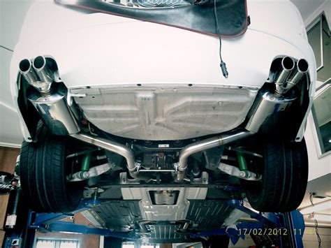 jaguar xfr exhaust xf exhaust comparison test done jaguar forums jaguar