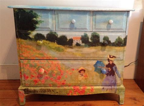 Vintage Decoupage Furniture - the world s best photos of decoupage and furniture