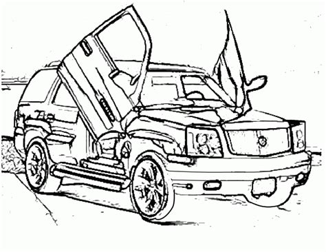 dodge car coloring page dodge cars online coloring home