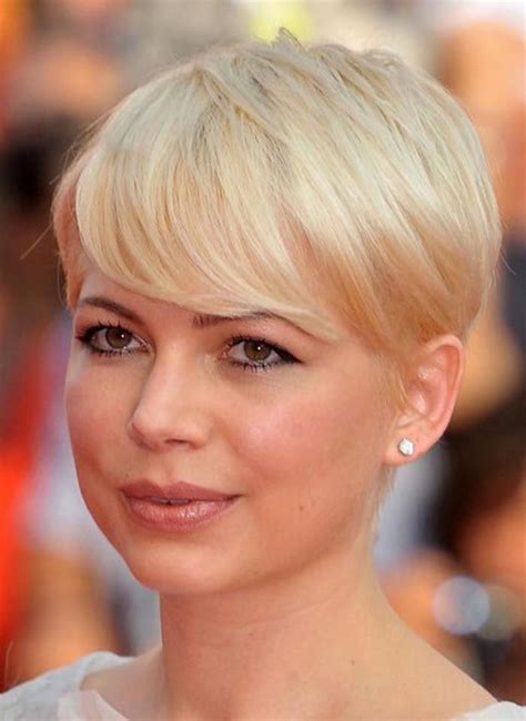 short haircuts for people with thin edges short hairstyles for fine thin hair and round faces