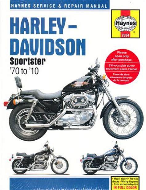 Harley Davidson Motorcycle Repair Part Amp Owner S Manuals