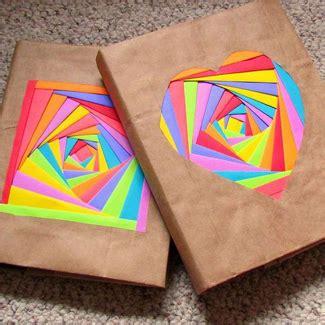 A Paper Book Cover - 10 diy book cover ideas craft paper scissors