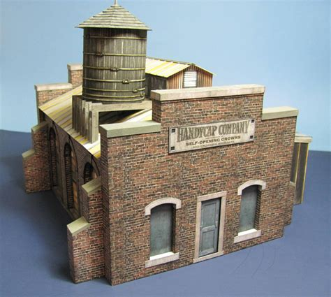 1000 Images About Papercraft Houses On Model - clever models paper models for the 21st century home