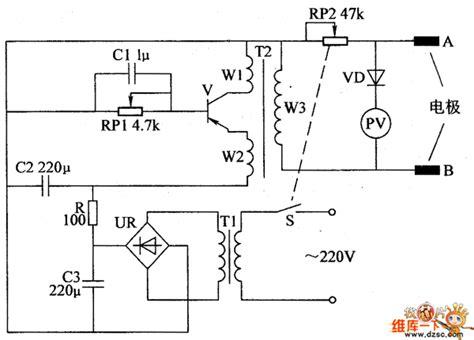 biological electrical resistor biological taking poison device circuit diagram 1 basic circuit circuit diagram seekic