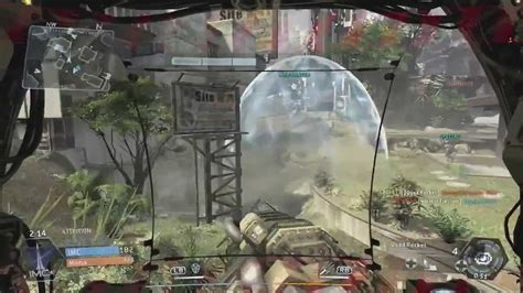 titanfall couch co op titanfall beta the co op mode youtube