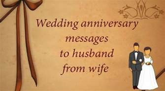 wedding anniversary greeting to my husband collections of husband message to his