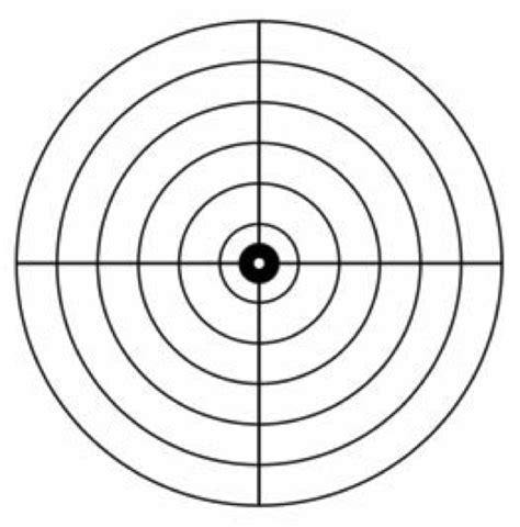 printable shooting targets bullseye target coloring pages murderthestout