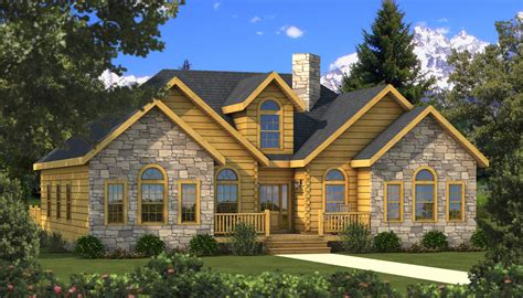 Log House Plans by Halifax Plans Information Southland Log Homes