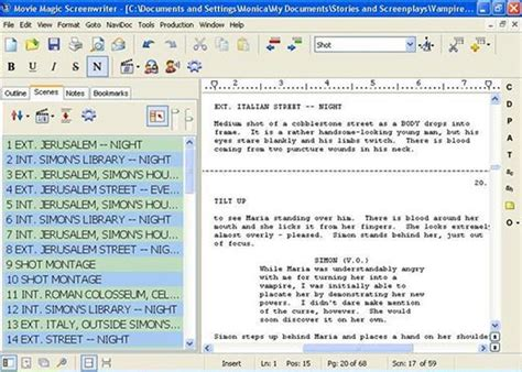 best free script writing software free script writing software for windows