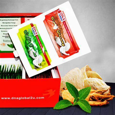 Ginseng Di Pasaran produk dna global