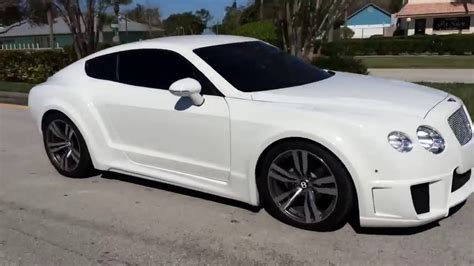 widebody bentley the only widebody hardtop bentley gt replica youtube