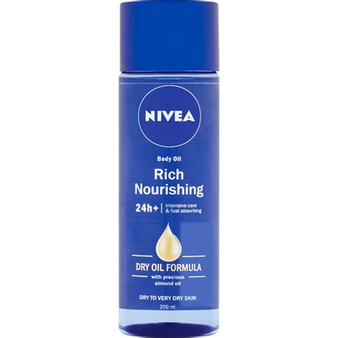 Nivea Nourishing nivea rich nourishing nutrify notino co uk