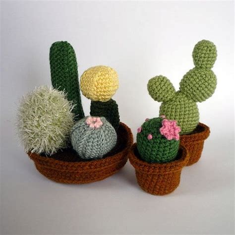 pattern crochet cactus 17 best images about cactus on pinterest free pattern