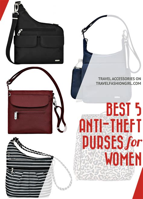 Fashion Advice Great Travel Bags For Less 3 by 5 Best Anti Theft Travel Bags For 2018