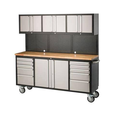 sandleford 1835 x 523 x 1870mm ultimate workstation