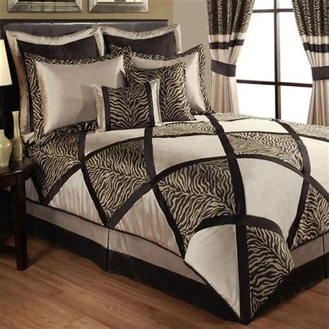 safari bedding true safari zebra print comforter bedding